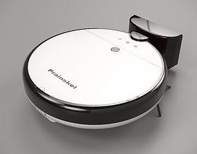 Robot Vacuum Cleaner Prainskel F20-AI 3D