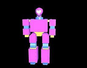 3D Radio Bot Simple