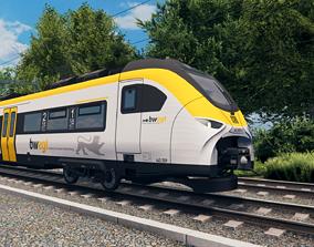 3D model Siemens Mireo Bwegt