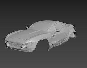 3D print model Local Motors Rally Fighter