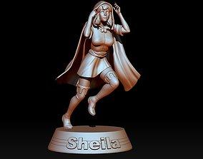 3D printable model Sheila The Thief
