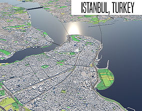 3D Istanbul