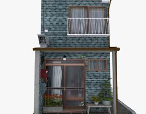 Yanaka House 3D model