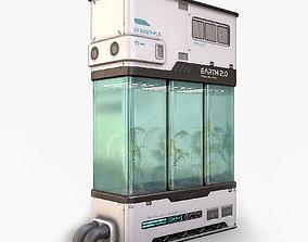 fern Plant Incubator 01 3D