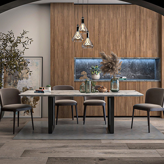 Dining room model 03