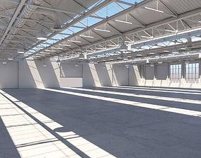 Warehouse modular 3D