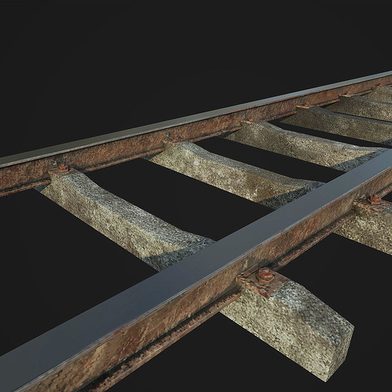 Railings and Tracks - Mobile Strike trailer