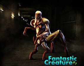 Fantastic Creature 1 3D asset