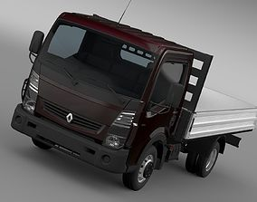 Renault Maxity Tipper 2015 3D model