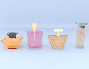 Perfume liquid 3D model