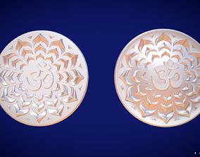 Flower Om 3D printable model