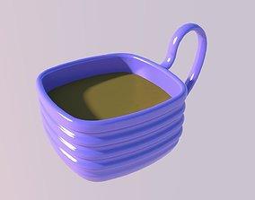 Retro Mug 3D printable model