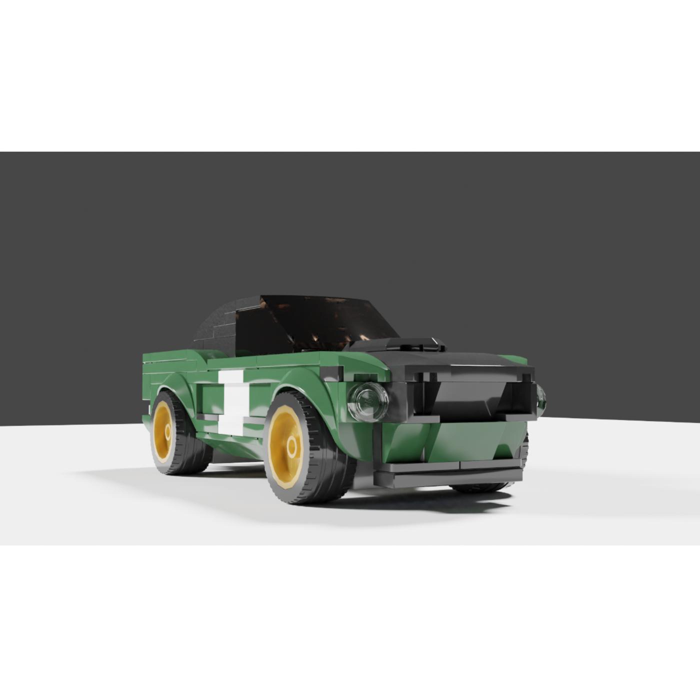 LEGO Ford
