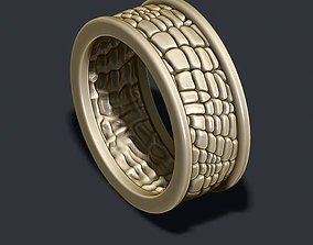 Skin ring 3D printable model