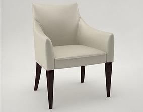 Pro - Breakfast armchair dakota jackson 3D