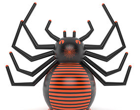 3D model inflatable spider