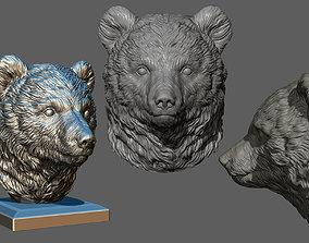 Bear cub 3D printable model