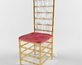 wedding chair 2 3D