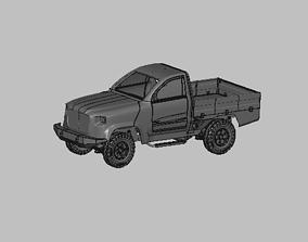JLV car 3d model
