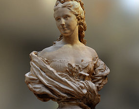 Bust of Baronesse Sipiere 3D model