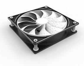 3D 120mm Fan Concept
