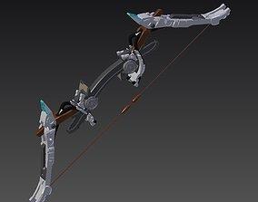 Aloys War Bow from Horizon Zero 3D printable model