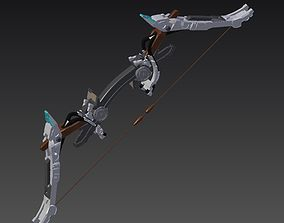 Aloys War Bow from Horizon Zero Dawn 3D printable model