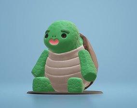 Cute Turtle 3D print model