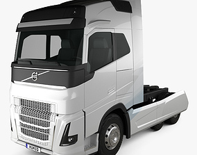 Volvo FH Tractor Truck 2016 3D