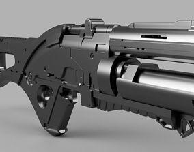 3D print model Mass Effect N7 Valkyrie