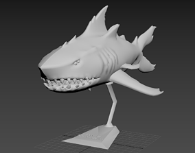 Sea of Thieves - Megalodon 3D model for 3D printing