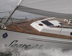 3D Saare Yacht 3 - Compact