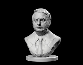3D printable model Jair Bolsonaro
