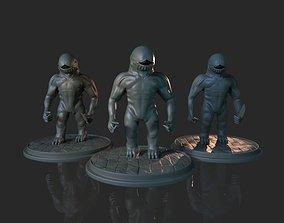 Grey Children 3D printable model