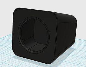 Speaker Box 3D printable model