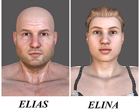 ELIAS-ELINA 3D model