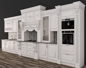 3D model kitchen-set02