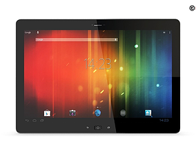 3D Generic Tablet 12 2 Inch