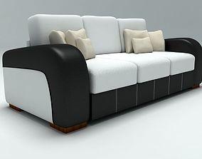 Sofa Omega 3D model