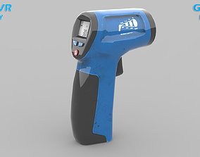 Infrared Thermometer 01 3D model