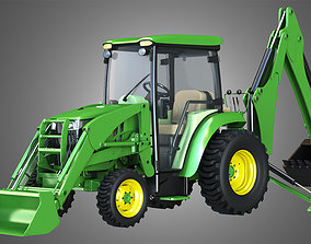 3D JD - 3033R Tractor