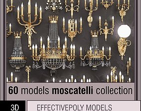 3D Moscatelli collection 60 items