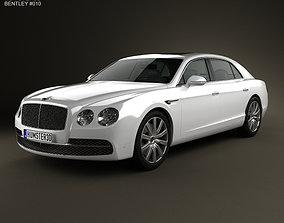 Bentley Flying Spur 2014 3D