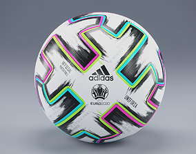 Uniforia 2020 - Official Euro Cup Match Ball - Adidas 3D