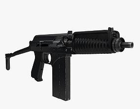 3D Compact assault rifle 9A91