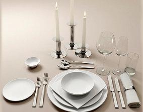 3D Tableware 04