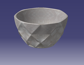 3D print model new index small bowl as a decoration