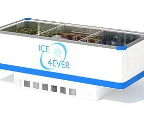 3D Freezer Chest