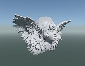 3D printable model Cherub Angel