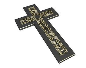 3D Cross cross catholic